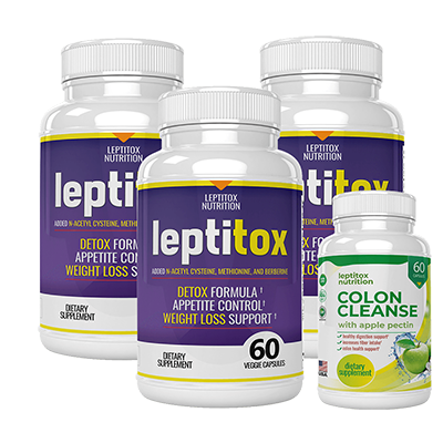Leptitox reviews product